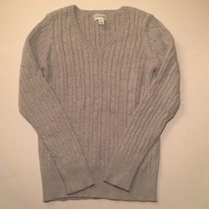 Women's St. John's Bay Sweater.